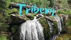 Der Schwarzwald - Urlaub In Deutschland 2020 Teil 3 - Triberg - Triberger Wasserfälle - Kuckucksuhr