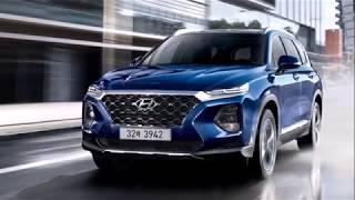 2019 Hyundai Santa Fe   interior Exterior review