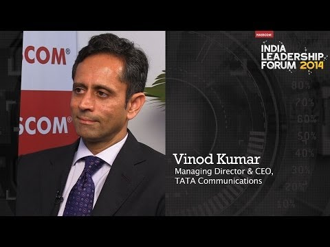 Vinod Kumar, Managing Director & CEO, Tata Communications
