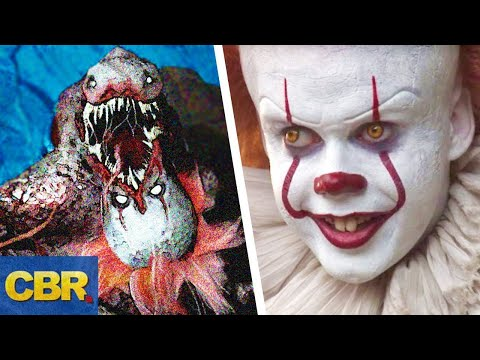 What Nobody Realized About Pennywise's Transformations In It Chapter 2
