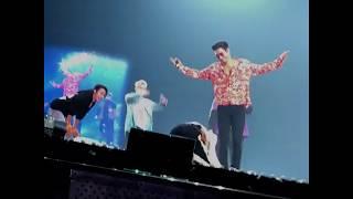Leeteuk dance (Let's dance Day 1) - 20190302 Super Show 7S Super Junior