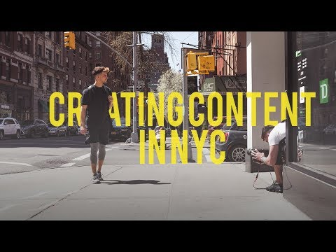 How To Shoot Content for a Fashion Brand in New York (Pt.2)