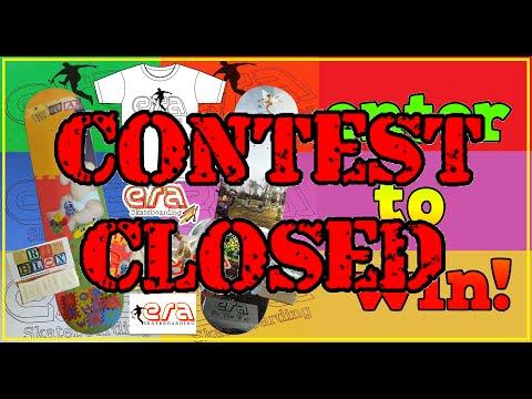 FREE SKATEBOARD DECKS! Era Go Skateboarding Day Giveaway Contest!