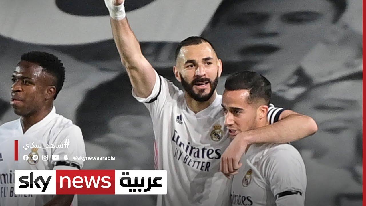 كلاسيكو العاصفة.. زيدان يتفوق وبنزيمة يبدع  - نشر قبل 4 ساعة
