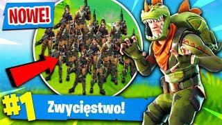 *NOWY* 20 OSOBOWY TRYB! ISTNE SZALEŃSTWO!   Fortnite (Battle Royale)