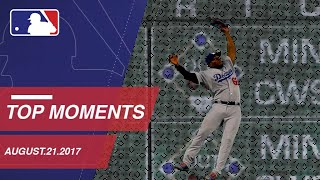 Pollock comes up clutch, nine moments around the Majors: 8/21/17