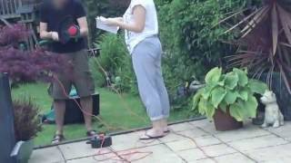 QUAL CAST Electric Strimmer (Weed Eater)