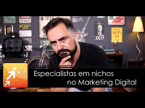 Especialistas em nichos no Marketing Digital