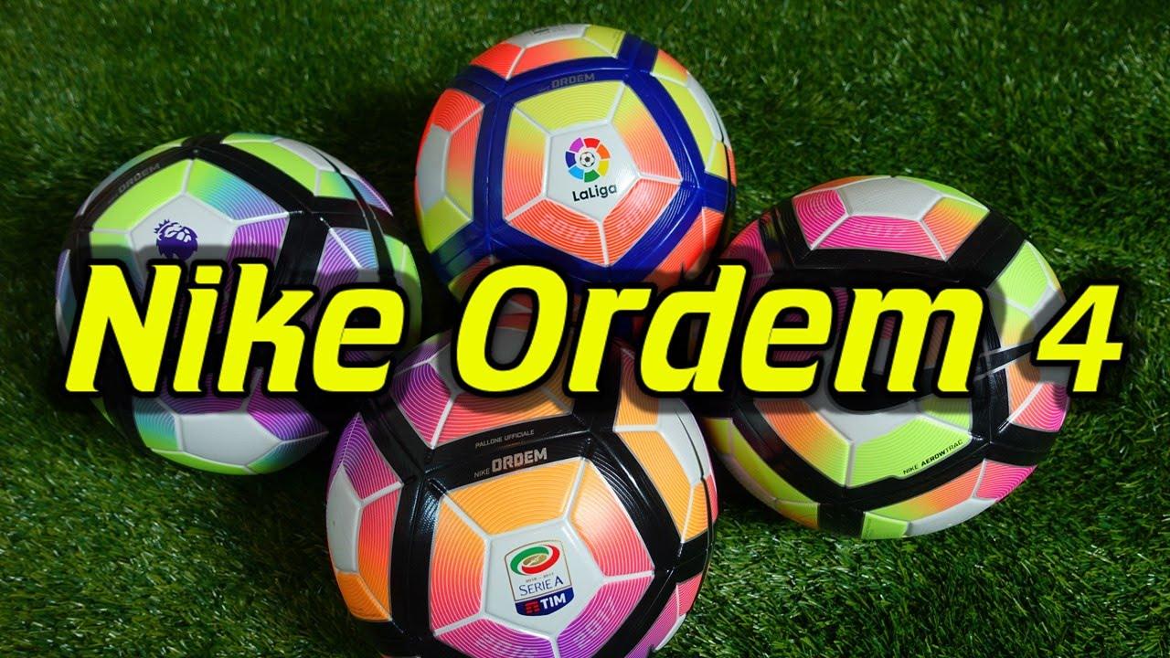 0e94bb820614 Nike Ordem 4 (2016-17 BPL