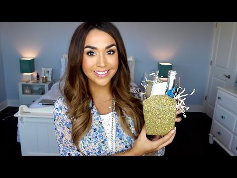 Will You be my Bridesmaid? Unique Inexpensive DIY Gift Box | Alexandrea Garza
