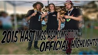 Hastings 2015 ASA Qualifier Competition #3 | Official Highlights