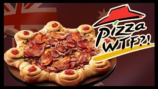 Pizza Hut's Shoving Things Where They Don't Belong Again! - Food Feeder