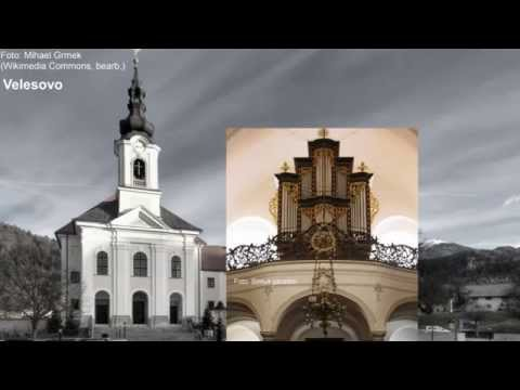 J.S. Bach (1685-1750): Es ist das Heil uns kommen her BWV 638 (Velesovo)