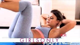 Girls Only | Workout Plan | Gym Workout | 19-03-18 Thumbnail