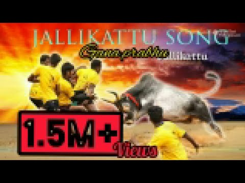 Jallikattu song - Gana Prabha | D.Vam | Chennai Gana | Sorry EntertainmenT