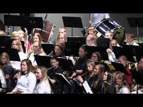 Glorious Things of Thee are Spoken Combined Bands 2016