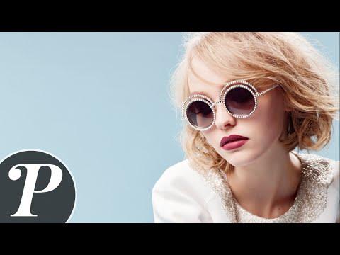Lilly-Rose Depp w nowej kampanii Chanel