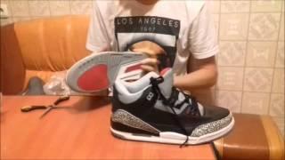 Распаковка кроссовок Air Jordan с AliExpress(Кроссовки: http://ru.aliexpress.com/wholesale?, 2015-11-03T15:01:18.000Z)