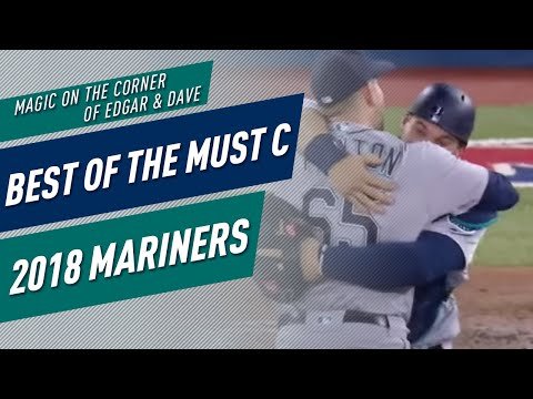 Must C: Top moments from Mariners' 2018 season
