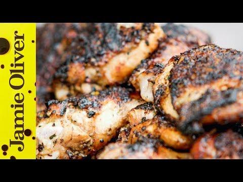 Jerk Chicken | Jamie Oliver & Levi Roots