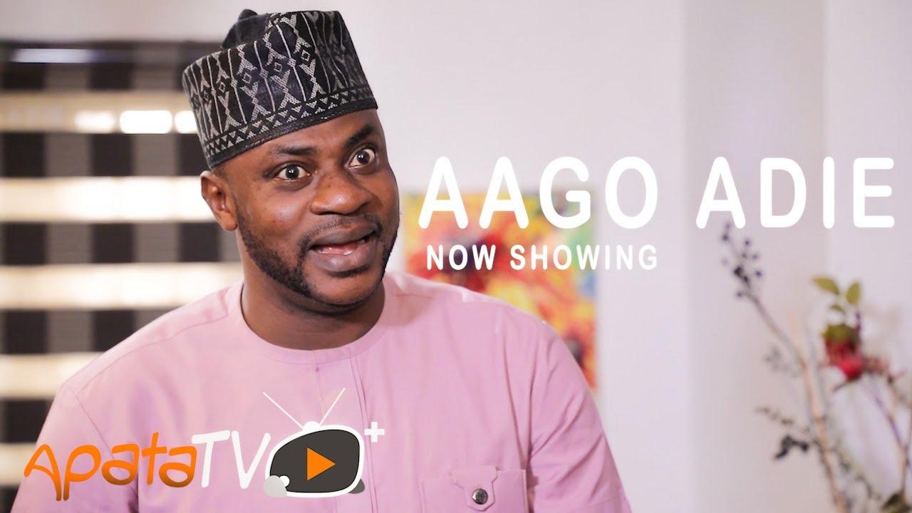 Aago Adie Latest Yoruba Movie 2021 Drama Starring Odunlade Adekola | Femi Adebayo| Omoshalewa Eniola