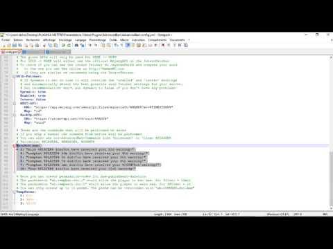[Free/Gratuit] Plugin AdvancedBan | [1.7-1.12] |  v2.1.3 | By Leoko