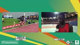 Womens 5000m - Final - Australian Athletics Championships 2018