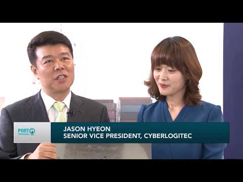 CyberLogitec: New Technology for Automated Terminals