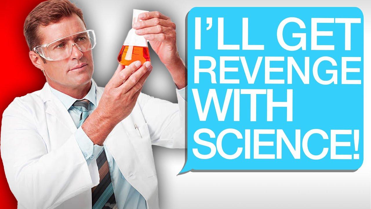 r/maliciouscompliance   A Very Chemical Compliance - rSlash Storytime