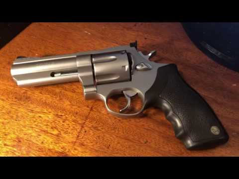 Taurus Model 44  44 Mag Revolver Review: For the Big