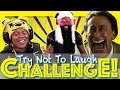 Test Your Strength | Feat. Sham | Try Not To Laugh Challenge | AyChristene Reacts