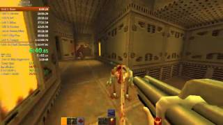 Quake II 100% Speedrun in 1:18:43 [PB]