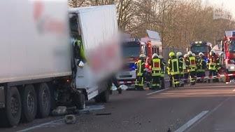 Tödlicher Unfall auf der A1 bei Stuhr