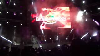 presentacion de la arrolladora juventino rosas 2013