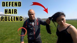 How to Defend Against Hair Pulling
