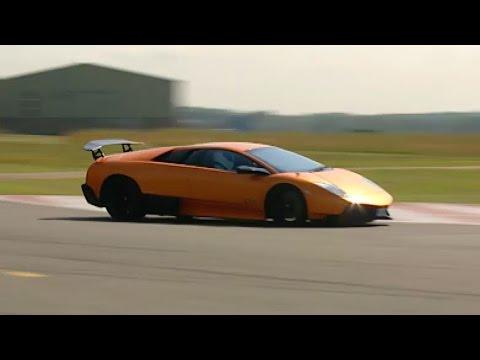Lamborghini Murcielago Power Lap - Top Gear - The Stig - BBC