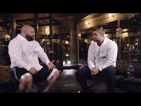 Faces of USN Series - Ep.1 with USN Athlete Ryan Terry