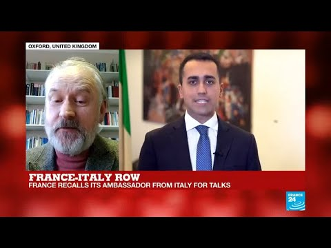 France recalls ambassador in Rome: 'It's unprecedented, even exaggerated'