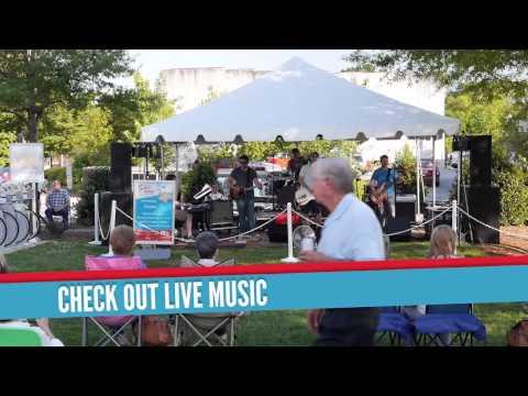 Spartanburg Music on Main, 2014