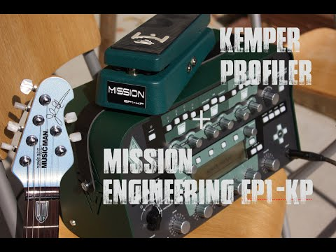 Kemper Profiling Amp Pedal - Mission Engineering EP1-KP