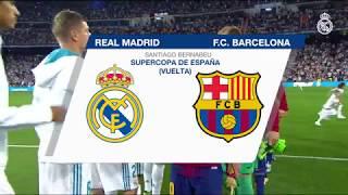 Video REAL MADRID 2-0 BARCELONA | Highlights (Spanish Super Cup 2017) download MP3, 3GP, MP4, WEBM, AVI, FLV Agustus 2018