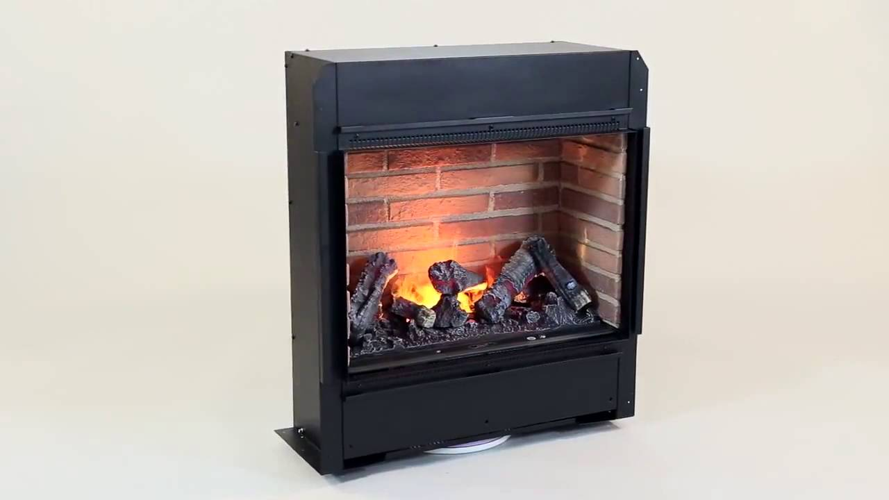 electric fireplace dimplex engine 56 600 ll youtube