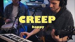 Radiohead - Creep (WAY TOO HAPPY COVER) [Melodicka Session #1]