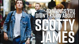 Scotty James Reveals 40 Things You Didn't Know About Him スコッティジェームス 検索動画 8
