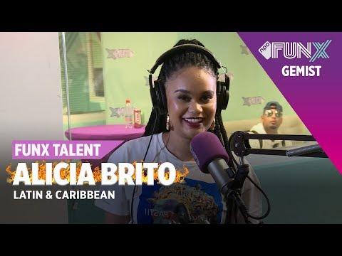 Josylvio - Catch Up (Alicia Brito Latin Remix) | FunX Talent Fuego
