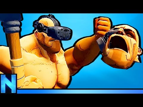THIS VR GAME MAKES YOU FEEL LIKE A GOD!