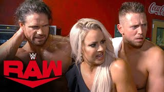 Miz, Maryse \u0026 Morrison shuffle back to the locker room: WWE Network Exclusive, April 12, 2021