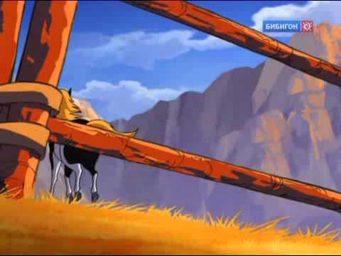 Якари - Первые Скачки