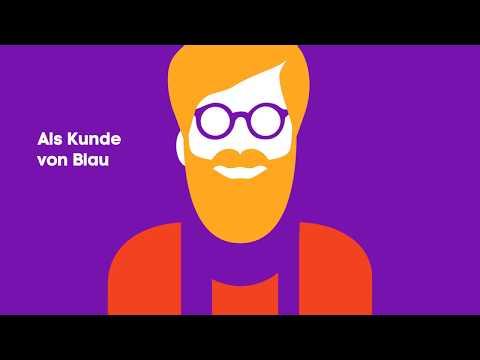 Blau+ App