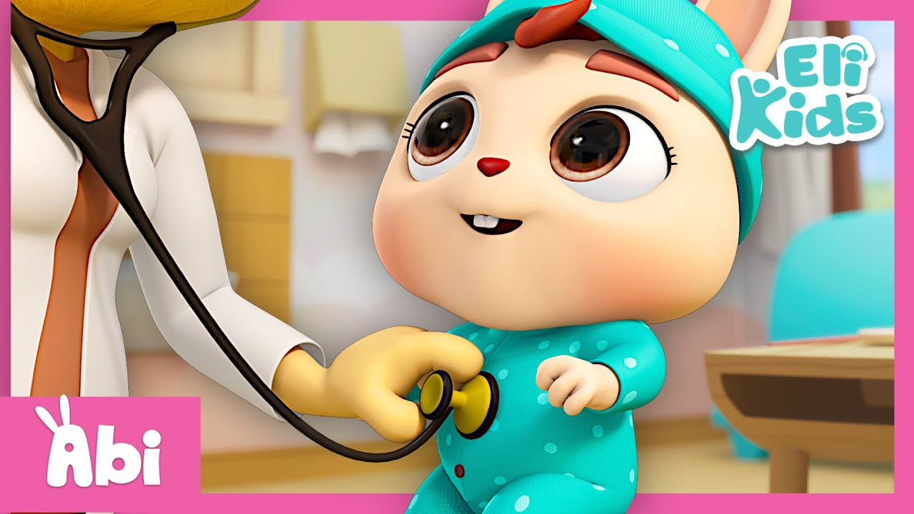 Doctor Checkup Song +More | Eli Kids Educational Songs & Nursery Rhymes Compilations